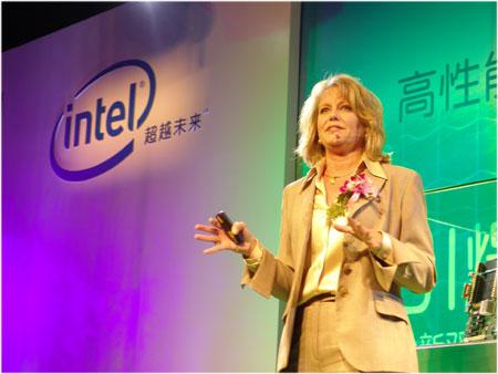 科技时代_英特尔全新双核至强处理器平台发布会实录(2)