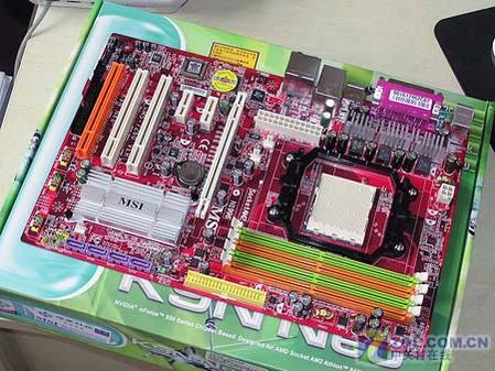 微星NF550主板价格跌至699元939死期已定
