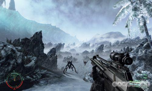 Crysis最新消息+截图