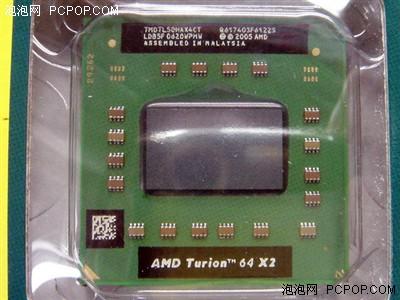 AMDTurion64X2最低端型号日本上市