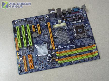 淘汰975映泰P965超频王主板仅售1250元