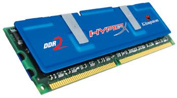 金士顿HyperX单根内存实现双倍带宽