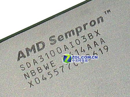 CPU价格战再起AMD754针脚闪龙全线导购(6)