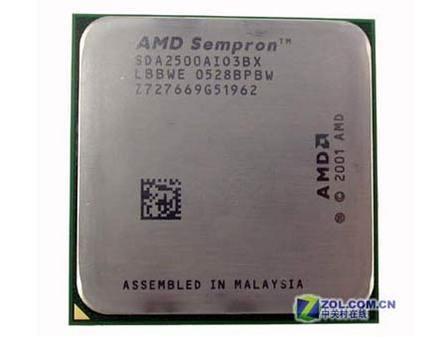 CPU价格战再起AMD754针脚闪龙全线导购
