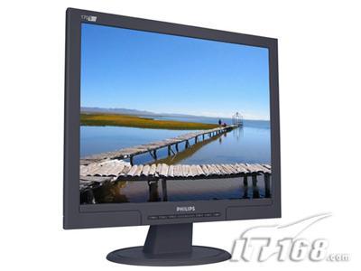 飞利浦170S7液晶显示器平价到货仅1599元