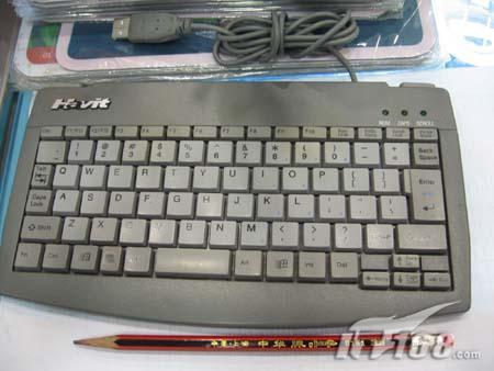 [北京]厚度不到1cm超薄迷你键盘仅售80