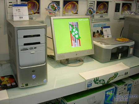 家用电脑促销惠普多功能一体机白送
