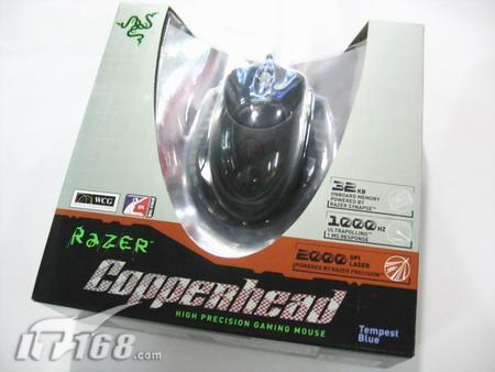 超值买Razer顶级激光鼠标送限量版丝滑垫
