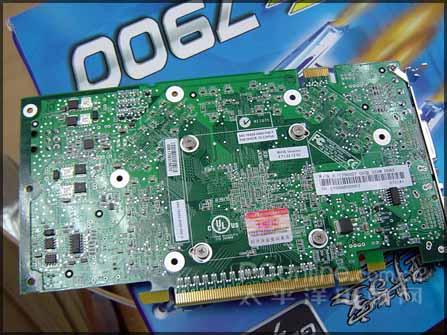 降疯了!七彩虹7900GT显卡现仅售1999元