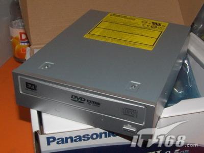 小降50元松下DVD刻录机以特价320元销售