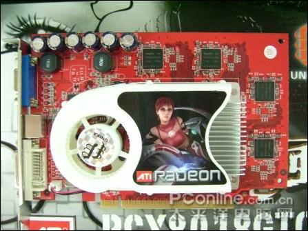 12管变16管双敏X800GTO限量版也卖699