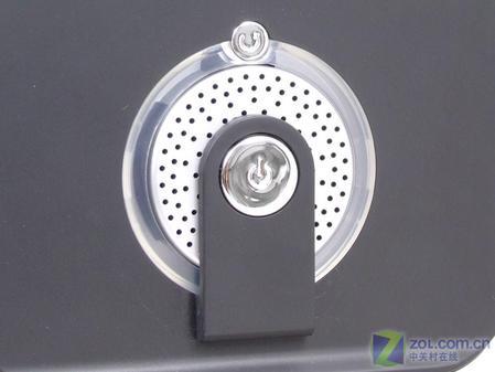 装备25CM静音风扇苹果新概念K25BC评测