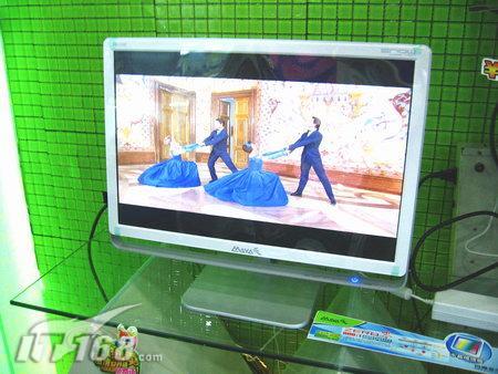 苹果大白玛雅顶级20寸宽屏液晶显示器登场