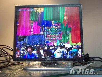 17寸超薄液晶显示器冠捷173P仅售1699元