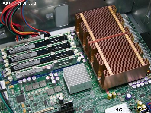 FB-DIMM功耗上百瓦内存摆位至关重要