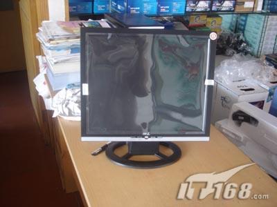 低价首选美珑17寸8ms液晶显示器仅1250元