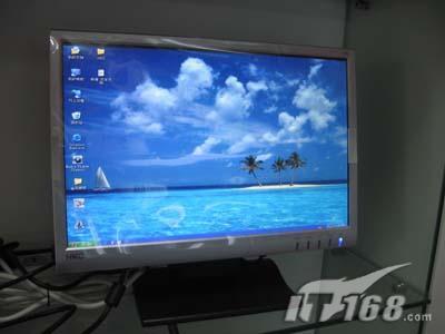 19宽屏显示器市面新低HKC液晶报价1599元