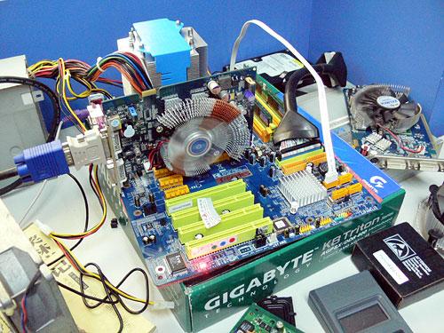 刷BIOS摇身变GT:玩转影驰7600GE骨灰版