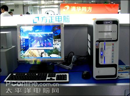 选英特尔还是AMD高中低端双核品牌机搜购(3)
