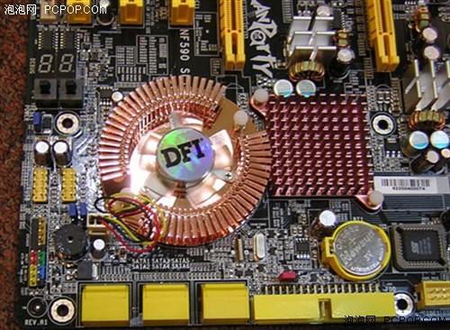 供电大革命!DFI顶级NF5新品多图赏析