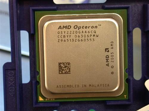 AMD新目标:2009年占据40%服务器市场
