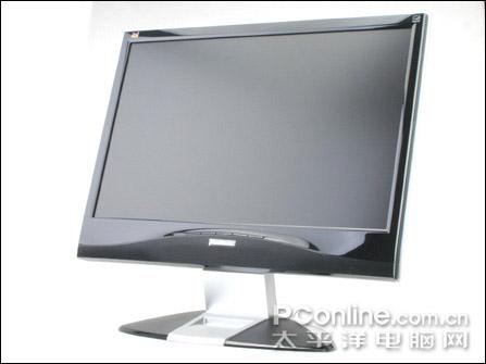 22寸宽屏5毫秒响应优派液晶VX2235GM测试(2)