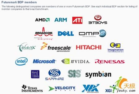 蓝宝成为参与Futuremark基准开发计划制造商