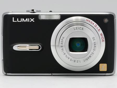 最小的广角相机松下卡片FX07初体验