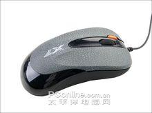 流畅感受!双飞燕高端游戏鼠X700F试用