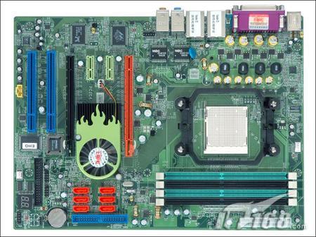 七彩虹高超频性能NF5主板定价699元上市
