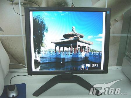 飞利浦宽视角高对比190P7液晶显示器开卖
