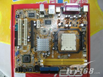 华硕实惠低端AM2平台主板再出新售价699元