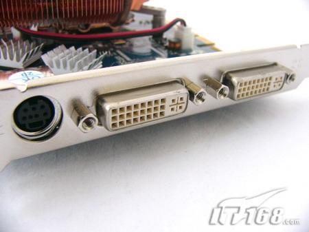 影驰配豪华散热器的79GS加强版显卡面市