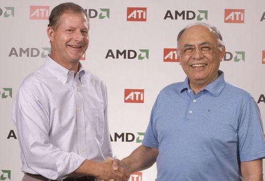 AMD/ATI合并获加拿大、德国、美国批准