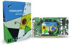富士康宣布正式进入NVIDIA显卡市场!