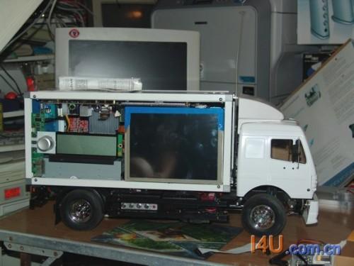 大开眼界!卡车外观电脑改造欣赏(图)