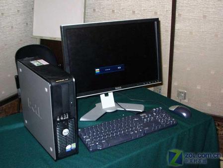 戴尔推首款酷睿2商用电脑optilex745