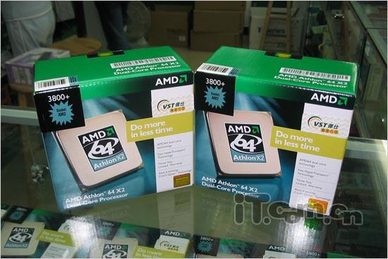 拒绝烤土豆7700元AMD双核3800+配置推荐