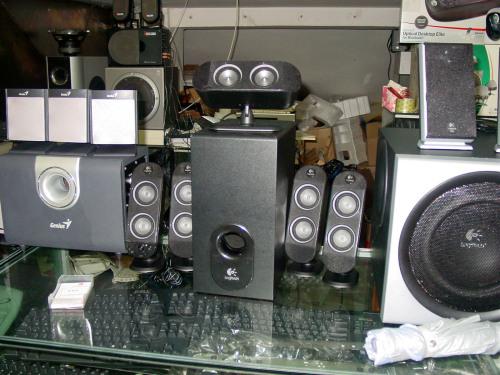HTPC实用吗?购买5.1音箱利用现役PC看高清