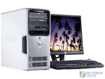 戴尔P43.06GHz电脑配17液晶售价4299元