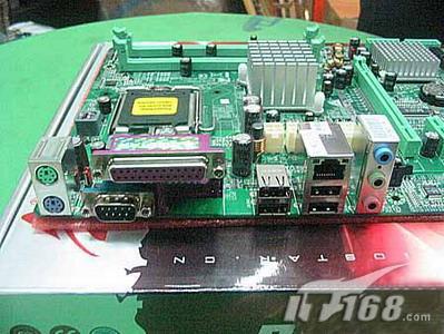 平价扣肉映泰945P-A7A主板售价仅699元