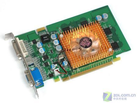 谁说DDR慢富彩7300GT特供版详细测试