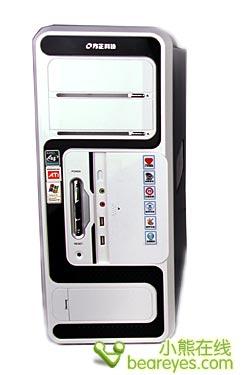 22寸宽屏魅力测方正卓越K100-5262