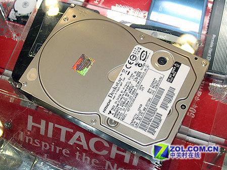 日立SATA2.5接口160G容量硬盘仅售450元