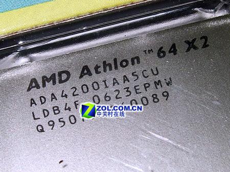 大幅跳水AM2盒装双核4200+仅1500元