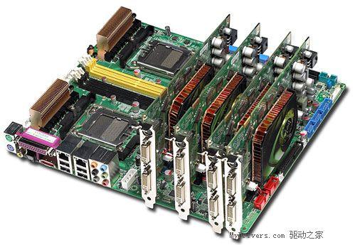 "AMD双路平台""4×4""正式发布性能等同四核心"