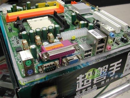 电脑主板ep_8k9aiaudio接线图
