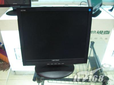 17寸翰视奇DVI接口液晶显示器仅售1499元