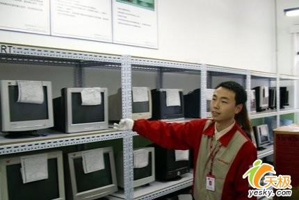 提高服务标准优派显示器北京5S店隆重开业