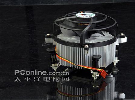 小巧且散热强!GlacialTech5060散热器赏析